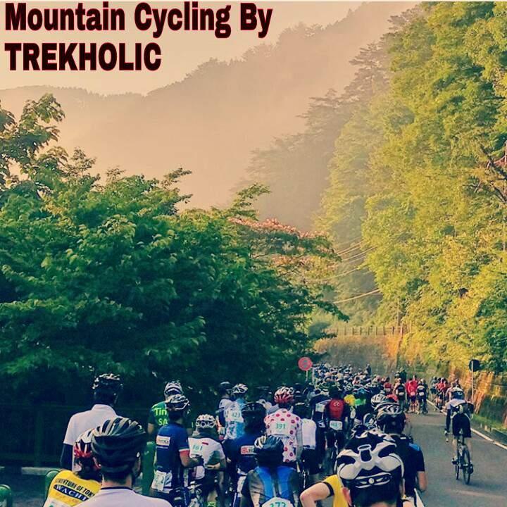 mountain cycling by trekholic india