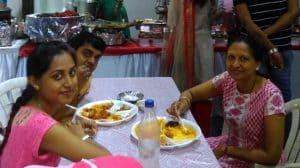bhimthadi jatra tasty non veg food