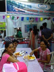 hotel saranga mumbai bhimthadi jatra pune nonveg
