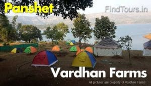 vardhan farms panshet pune camping facility