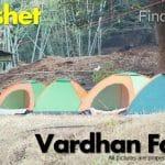 vardhan farms panshet pune tent camping