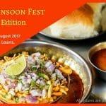 Misal Pav Festival – Pune Aug 2017