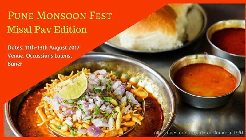 misal pav festival pune monsoon