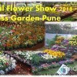 Annual Flower Show 2018 – Empress Garden Pune