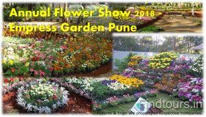 Annual Flower Show 2018 - Empress Garden Pune