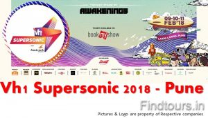 Vh1 Supersonic 2018 - Pune