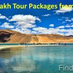 Leh Ladakh Tour Packages from Pune & Mumbai 10 days June 2018