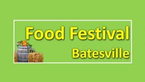 Batesville Food Festival 2018