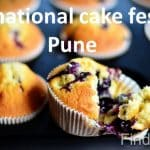 International cake festival Pune 19 – 20 May 2018