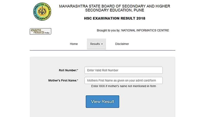 Www Pune Bord Hsc Result