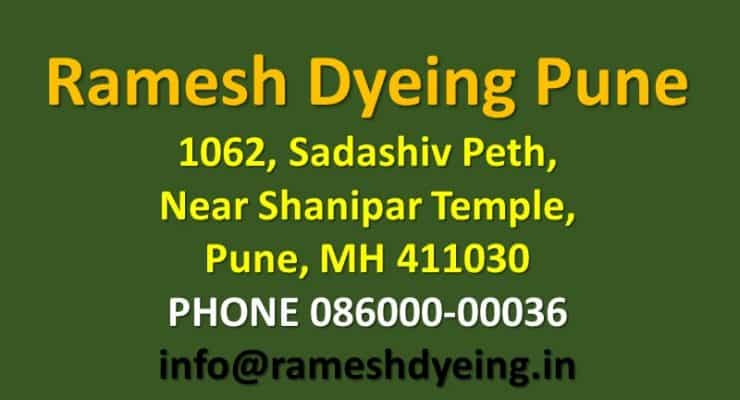 Ramesh Dyeing Pune