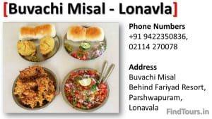 Buvachi Misal Lonavla