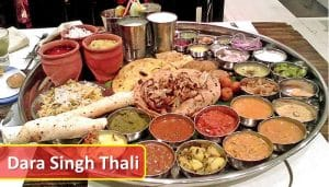 Dara Singh Thali