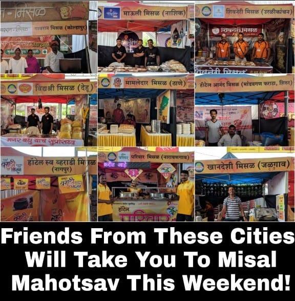 famous misal hotels in pune mumbai and nasik