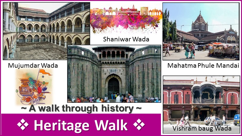 Heritage Walk Pune India