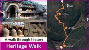 Heritage Walk Pune Mumbai India